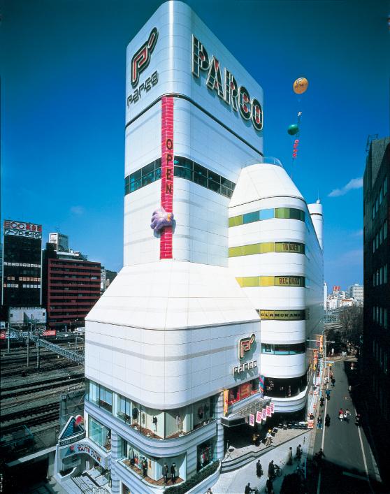 別館 P'PARCO(オープン当時)