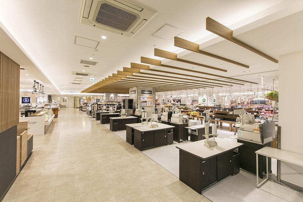 ミロード1・地下1階 ミロードフードマーケット